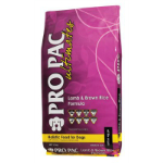 Pro Pack Whole Grain Lamb & Brown Rice