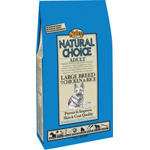 Nutro Natural Choice Adult Large Breed Rich in Chicken & Rice
