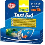 Tetratest 6 in 1